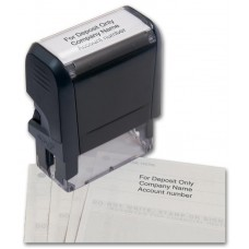 Self Inking Endorsement Stamp (Imprinted/102170C)