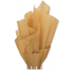 Solid Tissue Paper, Recycled Kraft, 15 x 20\