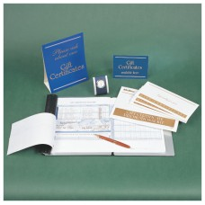One-Write - Gift Certificates - 250 Gift Certificate Kit - 1424M
