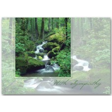 By The Stream (Imprinted/3ED050)