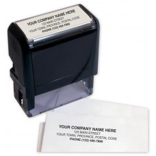 Custom Stamp, Medium - Self-Inking (Imprinted/8824)