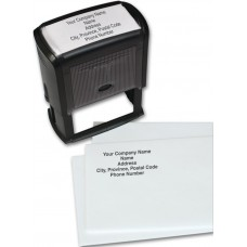 Custom Stamp, Large - Self-Inking (Imprinted/8834)