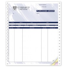 AccPac Purchase Order Forms - Continuous (Duplicate/2-Parts)