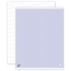 High Security Paper Blue, Blank Sheets - SSPH01
