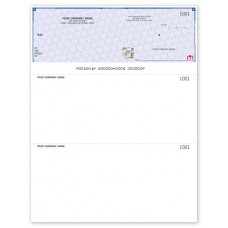 High Security Top Cheques - 22 Security Features (Original/1-Parts)
