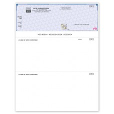 High Security Top Cheques - Laser/Inkjet (Original/1-Parts)