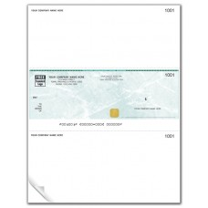 Security Laser Middle Cheque (Original/1-Parts)