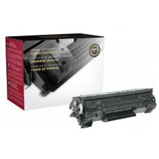 CIG Remanufactured Extended Yield Toner Cartridge for HP CB436A (HP 36A)
