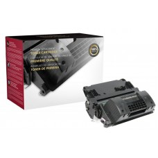 CIG Remanufactured Extended Yield Black Toner Cartridge for HP CE390X (HP 90X)