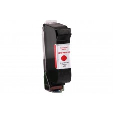 Color Labs Remanufactured Postage Meter Fluorescent Red Ink Cartridge for FP Mailing Solutions PMIC10