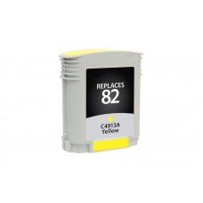 Dataproducts Canada HP #82 (C4913A) Yellow Ink Cartridge