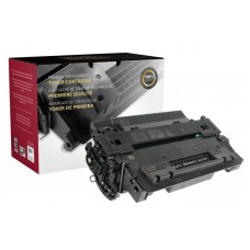 CIG Remanufactured Extended Yield Toner Cartridge for HP CE255X (HP 55X)
