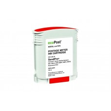Dataproducts Postage Remanufactured Postage Meter Fluorescent Red Ink Cartridge for Pitney Bowes 787-8